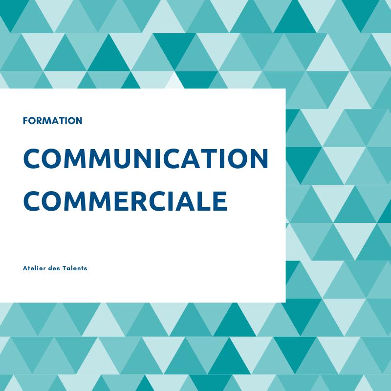 Formation en communication commerciale
