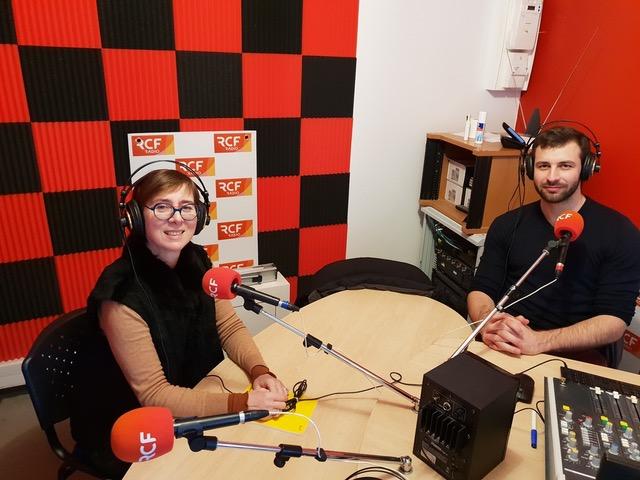Coach & Moi sur RCF avec Anne-France Aumond de l'Atelier des Talents