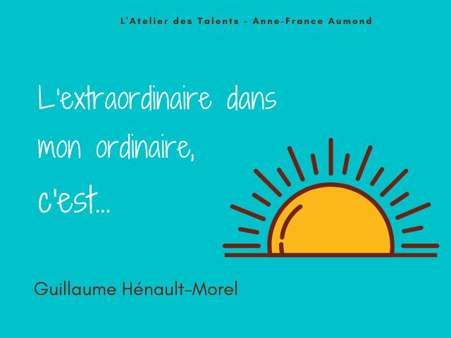 Guillaume Hénault-Morel